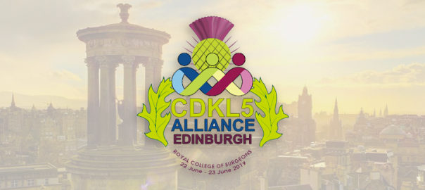 cdkl5 alliance edinburgh