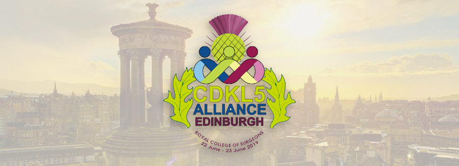 cdkl5 alliance edinburgh
